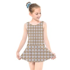 Antonimo Kids  Skater Dress Swimsuit by deformigo