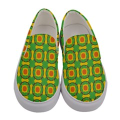 Nadallaa Women s Canvas Slip Ons