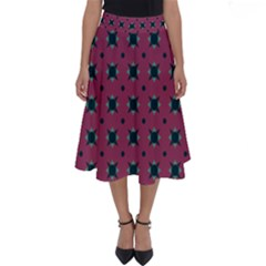 Sampolo Perfect Length Midi Skirt by deformigo