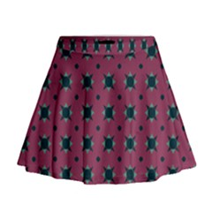 Sampolo Mini Flare Skirt by deformigo