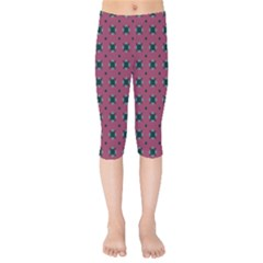 Sampolo Kids  Capri Leggings  by deformigo