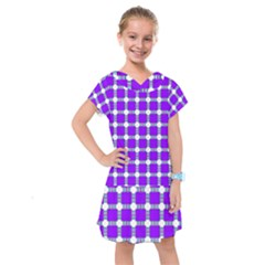 Tortola Kids  Drop Waist Dress by deformigo