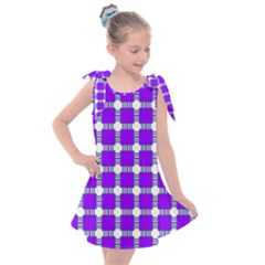 Tortola Kids  Tie Up Tunic Dress by deformigo