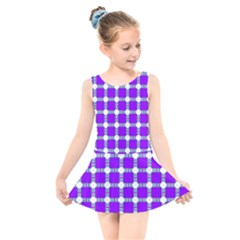 Tortola Kids  Skater Dress Swimsuit by deformigo