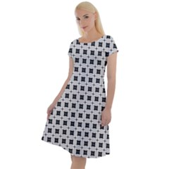 Chineo Classic Short Sleeve Dress