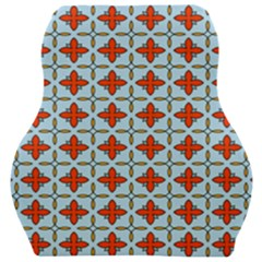 Montalvo Car Seat Velour Cushion  by deformigo