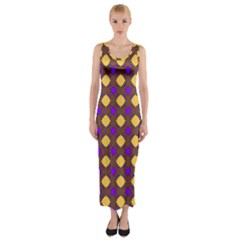 Mezzana Fitted Maxi Dress by deformigo
