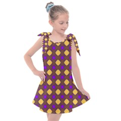 Mezzana Kids  Tie Up Tunic Dress by deformigo
