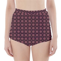 Chocolour High Waisted Bikini Bottoms by deformigo