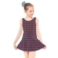 Chocolour Kids  Skater Dress Swimsuit by deformigo