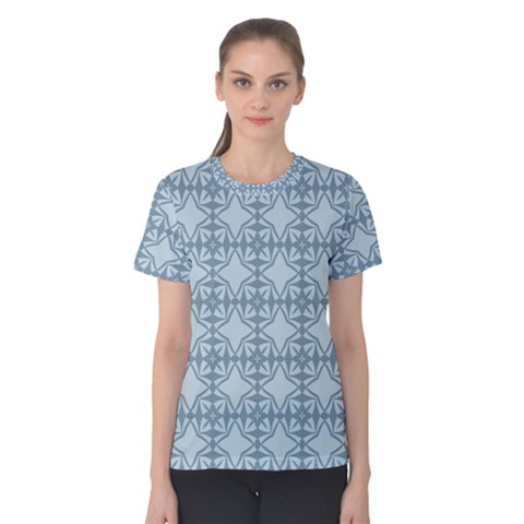 Deryneia Women s Cotton Tee by deformigo