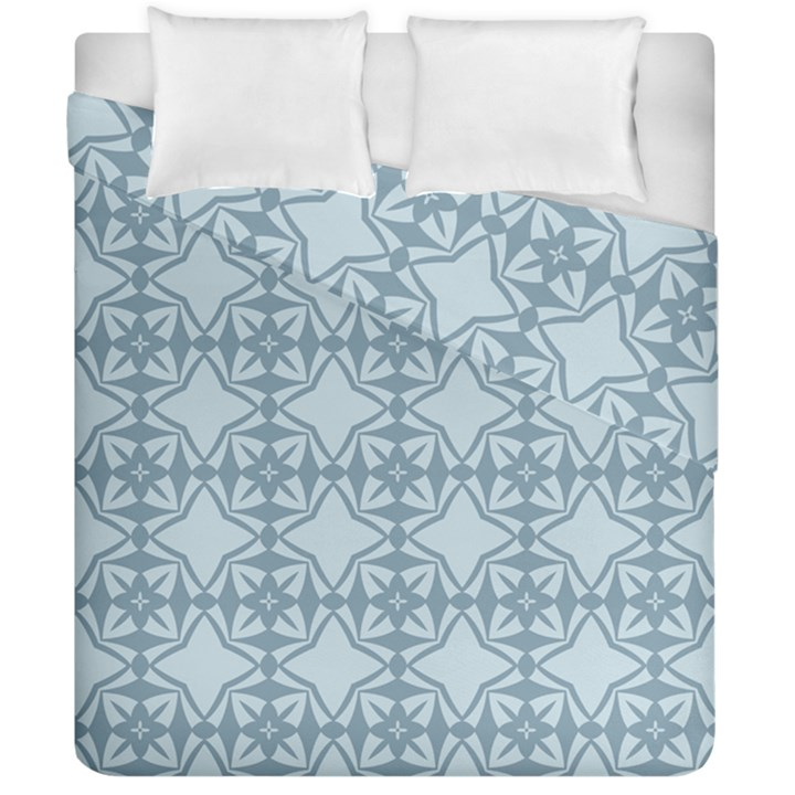 Deryneia Duvet Cover Double Side (California King Size)