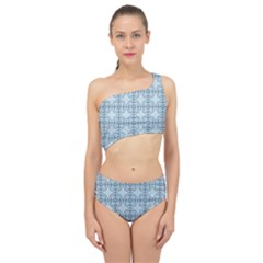 Deryneia Spliced Up Two Piece Swimsuit