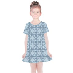 Deryneia Kids  Simple Cotton Dress