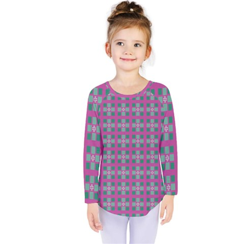 Viggianelli Kids  Long Sleeve Tee by deformigo