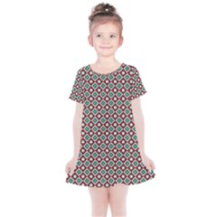 Mermita Kids  Simple Cotton Dress by deformigo