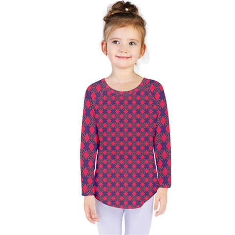 Flowerick Kids  Long Sleeve Tee by deformigo