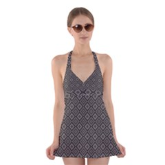 Dorris Halter Dress Swimsuit