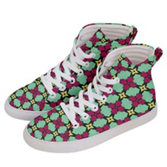 Nuria Men s Hi Top Skate Sneakers by deformigo