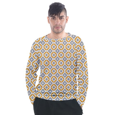 Potami Men s Long Sleeve Raglan Tee by deformigo