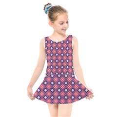 Alotia Kids  Skater Dress Swimsuit by deformigo
