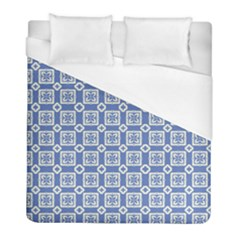 Laccadive Duvet Cover (full/ Double Size) by deformigo