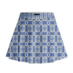 Laccadive Mini Flare Skirt by deformigo