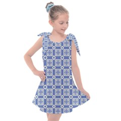 Laccadive Kids  Tie Up Tunic Dress by deformigo