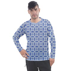 Laccadive Men s Pique Long Sleeve Tee