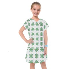 Reign Of Nature Kids  Drop Waist Dress by deformigo
