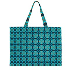Rincon Zipper Large Tote Bag by deformigo