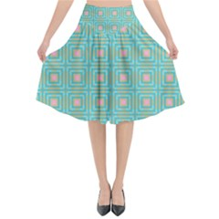 Baricetto Flared Midi Skirt by deformigo