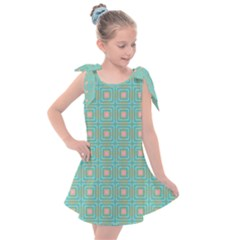 Baricetto Kids  Tie Up Tunic Dress by deformigo