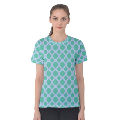 Gustavia Women s Cotton Tee by deformigo