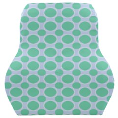 Gustavia Car Seat Back Cushion  by deformigo