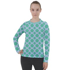 Gustavia Women s Pique Long Sleeve Tee