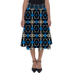 Benzu Perfect Length Midi Skirt by deformigo