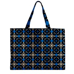 Benzu Zipper Medium Tote Bag by deformigo