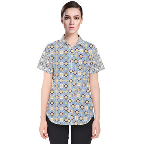 Altmeli Women s Short Sleeve Shirt by deformigo
