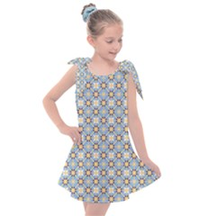 Altmeli Kids  Tie Up Tunic Dress by deformigo