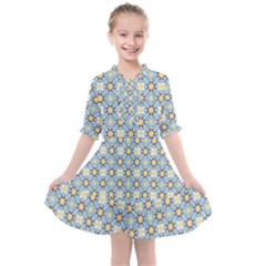 Altmeli Kids  All Frills Chiffon Dress by deformigo