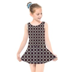 Pertamini Kids  Skater Dress Swimsuit by deformigo