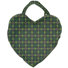Keno Giant Heart Shaped Tote by deformigo