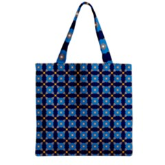 Nevis Grocery Tote Bag by deformigo