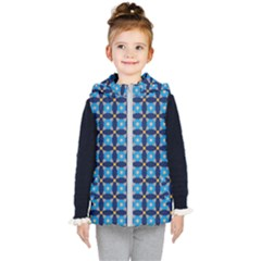 Nevis Kids  Hooded Puffer Vest by deformigo
