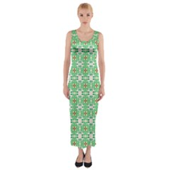 Rondinara Fitted Maxi Dress by deformigo