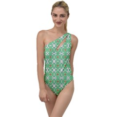 Rondinara To One Side Swimsuit by deformigo