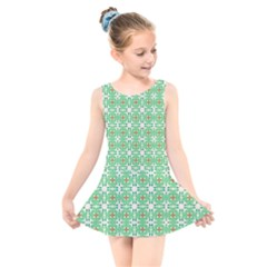 Rondinara Kids  Skater Dress Swimsuit by deformigo