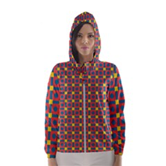Senouras Women s Hooded Windbreaker by deformigo