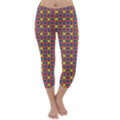 Senouras Capri Winter Leggings  by deformigo